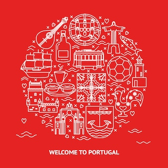 Welcome to portugal round