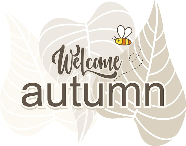 Welcomeautumnの手描き