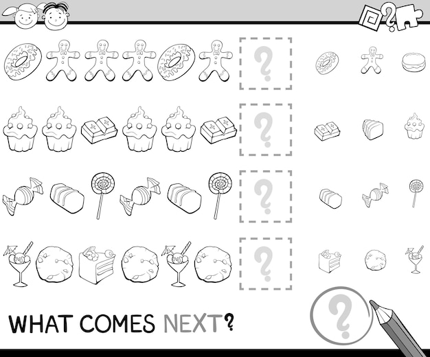 Что происходит в следующем мультфильме
