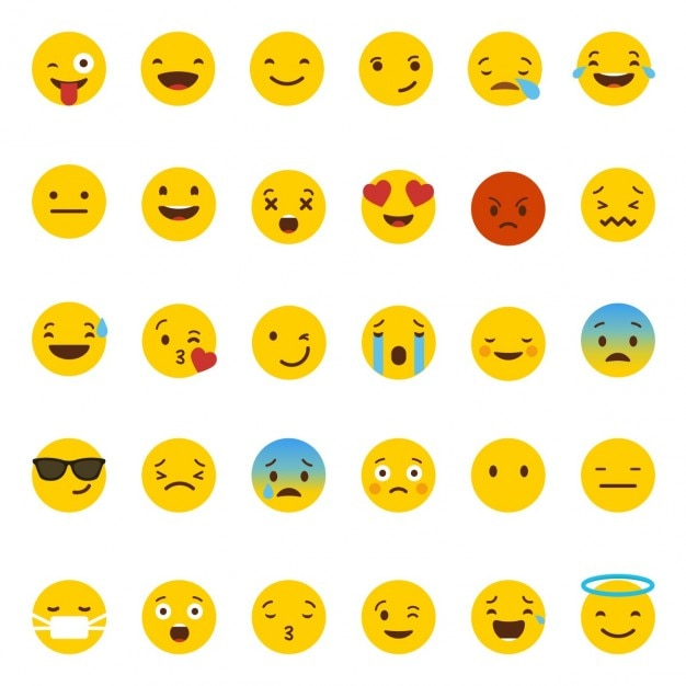 emoticon pour messenger