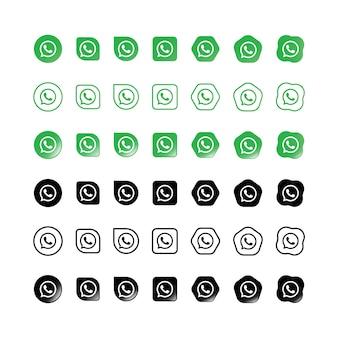 Whatsapp иконки