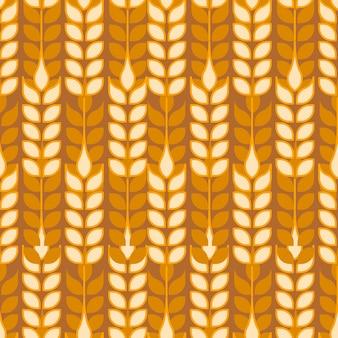 Пшеничная бесшовная