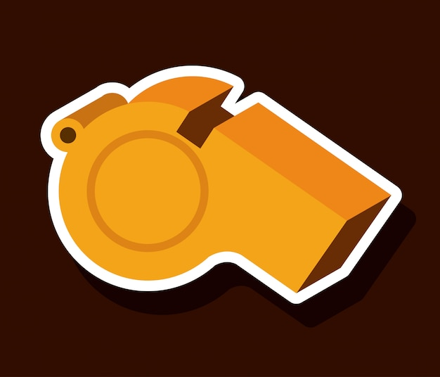 Whistle design