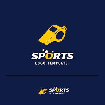 Whistle logo design