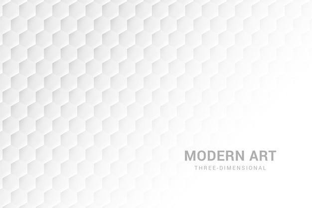 紙のスタイルで白の抽象的な背景