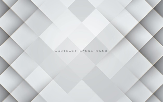 白い抽象的な背景の長方形の形
