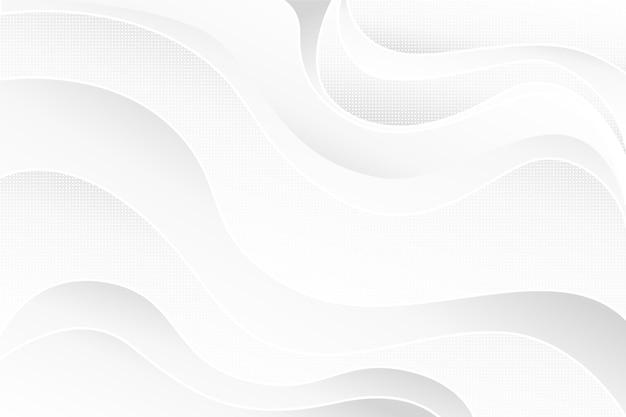 Белый абстрактный фон тема