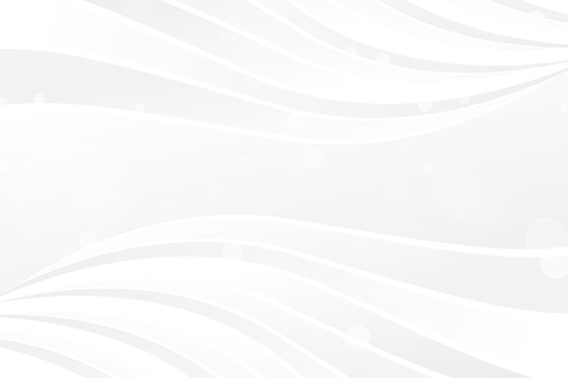White abstract background