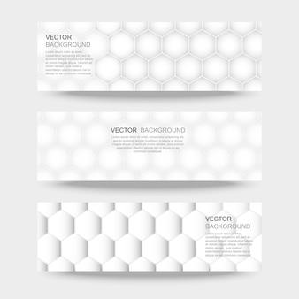 Белый абстрактный фон.