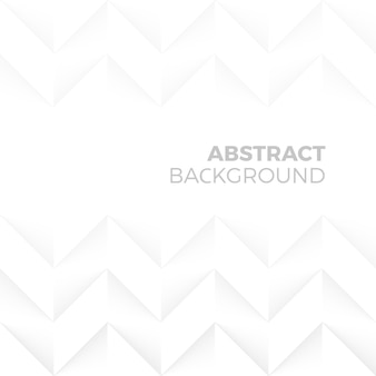 White abstract shape and textured  background