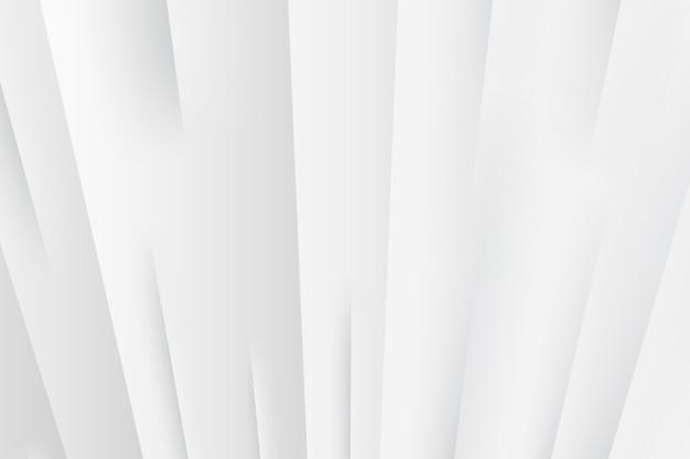 Carta da parati astratta bianca