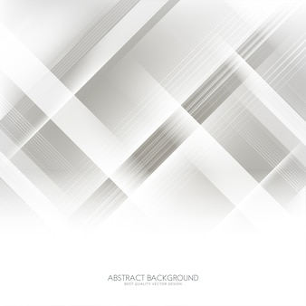 White and gray gradient abstract background