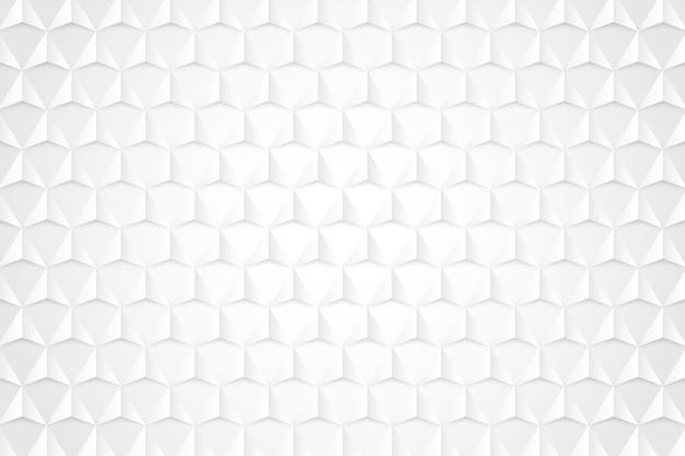 3 dペーパースタイルの白い背景