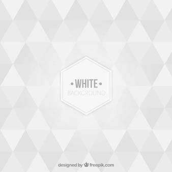 Белый фон из ромбов
