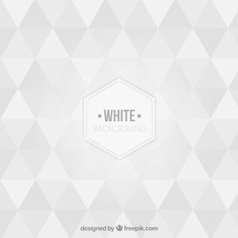 White background of rhombuses