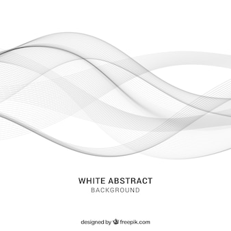 b9cace753c4a White background with abstract design