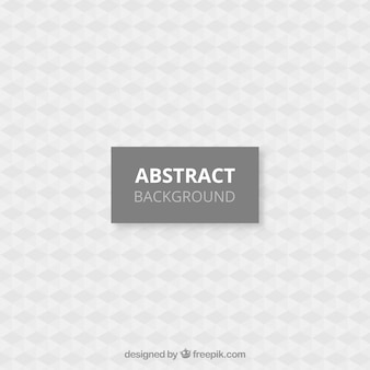 White background with abstract design