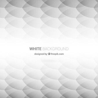 Sfondo bianco con stile originale