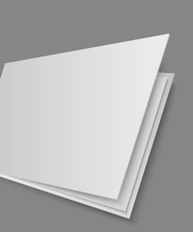 White book cover  illustration