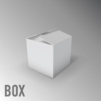 Белый макет