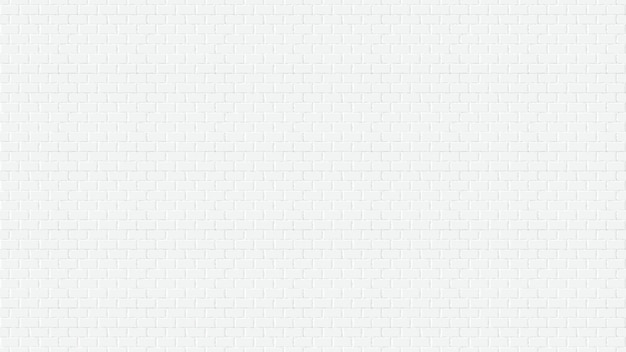 White brick wall web page screen size background illustration
