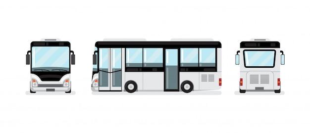 화이트 버스