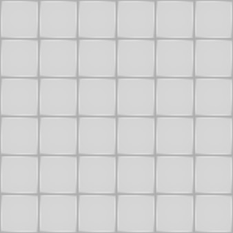 White ceramic tile. bathroom wall or floor seamless pattern