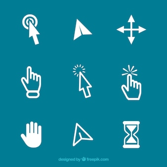 Mouse pointer Icons | Free Download