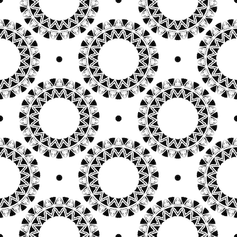 White dewy seamless pattern with vintage ornaments. background in a vintage style template. indian floral element. graphic ornament for fabric, packaging, packaging.