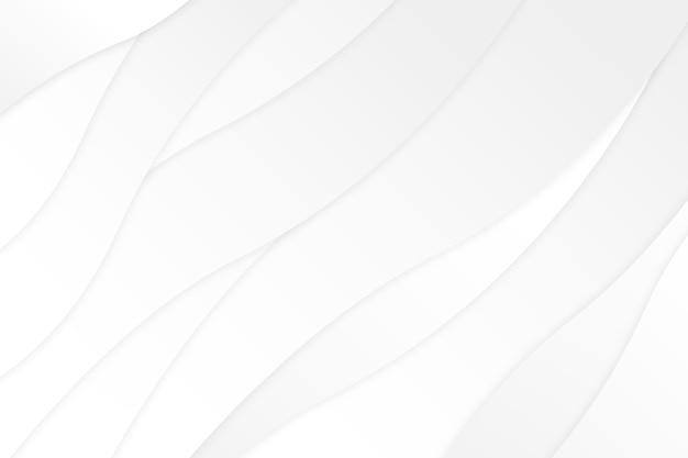 白いエレガントなテクスチャスクリーンセーバー