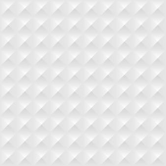 White geometric seamless pattern