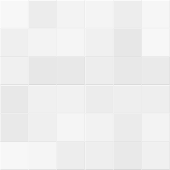 White and gray tiles on bathroom wall background. tiled vector seamless texture