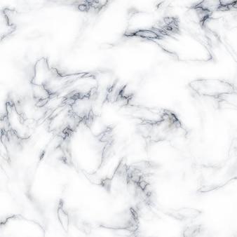 背景または豪華なタイルの床と壁紙の装飾的なデザインのための白い大理石の石のテクスチャ