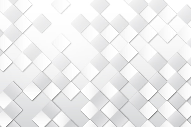 White minimal abstract background