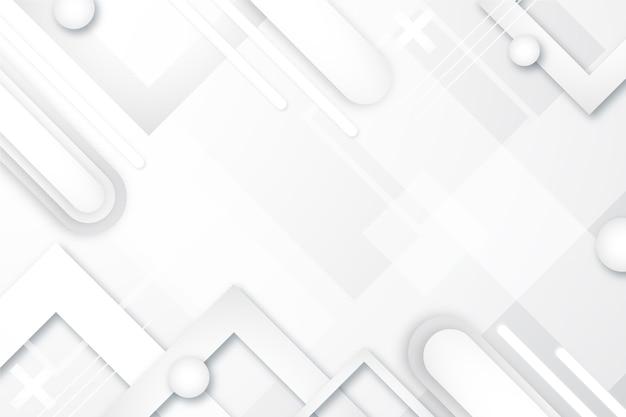 白いモノクロの背景
