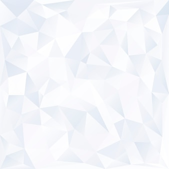 White prism background design vector