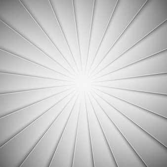 White rays in paper style. diagonal line and stripes background. vector illustration for design