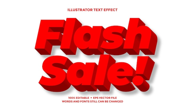 White and red  bold alphabet text effect or font effect style