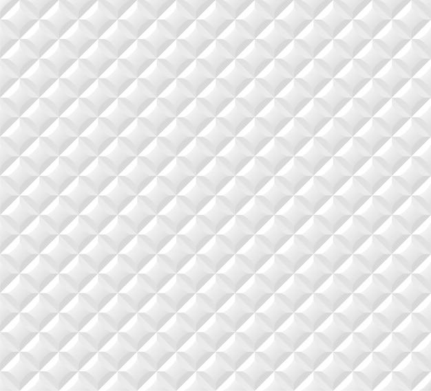 White seamless pattern background