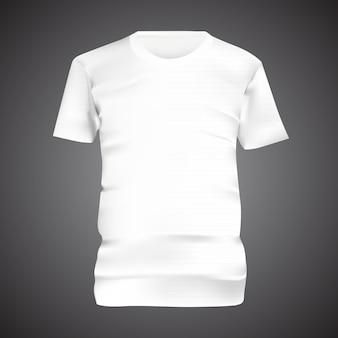 White shirt template