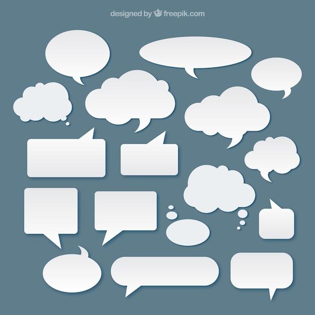 speech bubble vectors photos and psd files free download rh freepik com vector speech bubble free free vector speech bubble icon