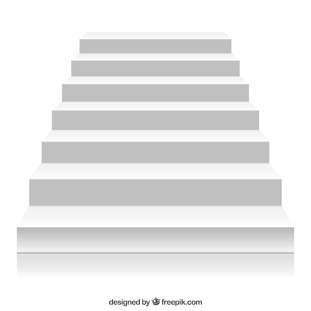 Etonnant White Stairs