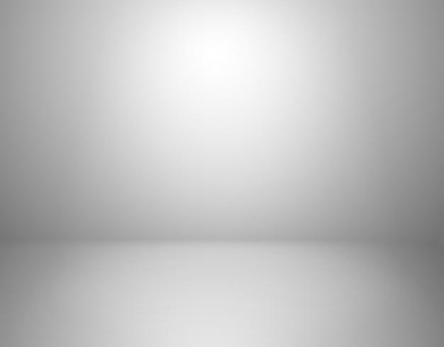 白いスタジオの背景イラスト