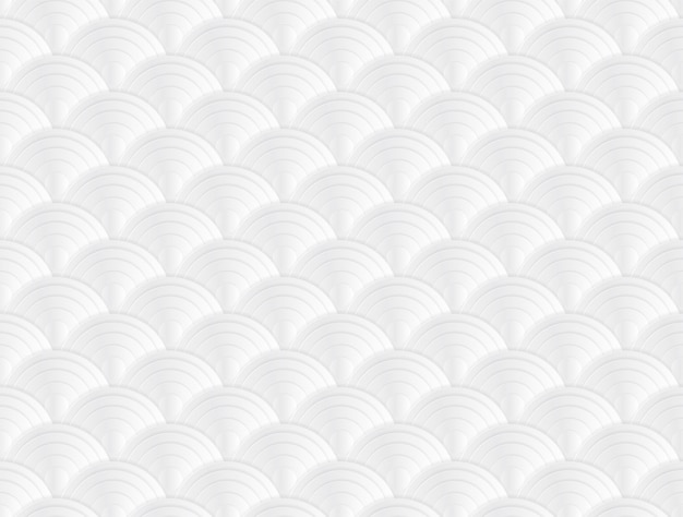 White texture background japanese style paper art vector illustration