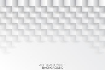 White tiled texture background