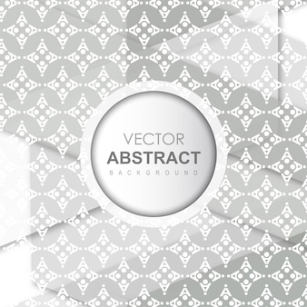 White Vector Abstract Background