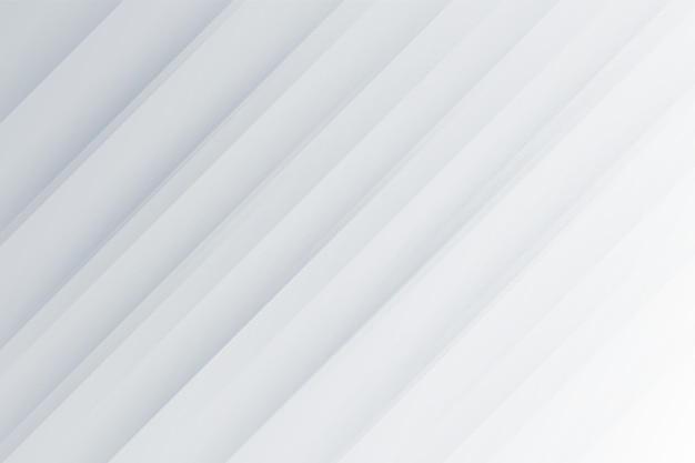 Белый с эффектом диагональных линий