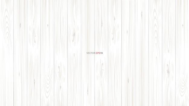 Белый узор древесины и текстуры для фона.