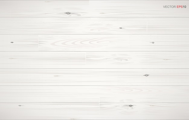 White wood pattern and texture for background