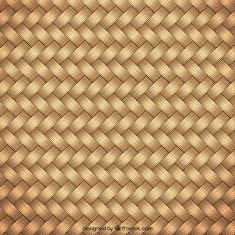 Плетеные фон Premium векторы
